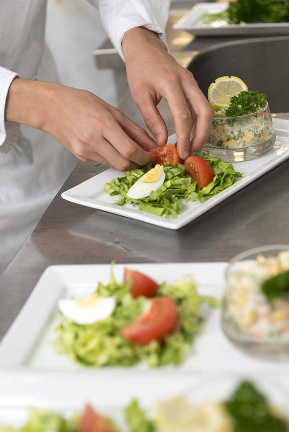 Établissements Notre-Dame Lycée Professionnel Notre Dame Section cuisine