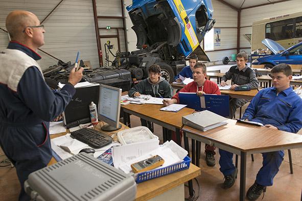 Lycée professionnel privé Notre-Dame