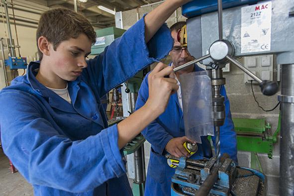 Lycée professionnel privé Notre-Dame Section Installation thermique