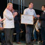 Remise du titre MOF Cuisine à Christophe Raoux