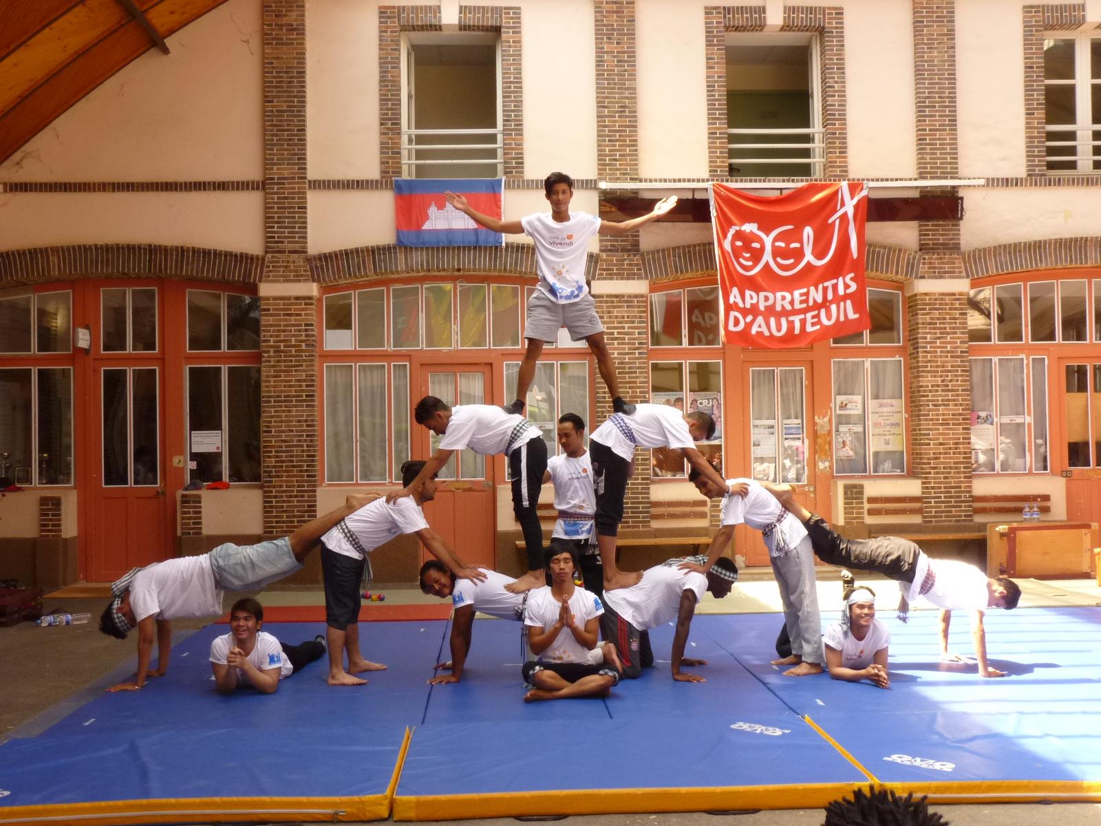 cirque cambodge
