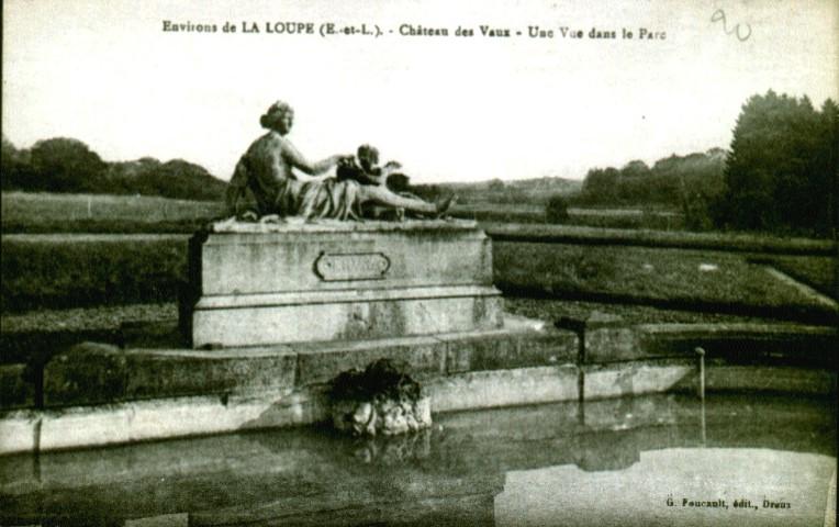 CDV statue parc (Small)